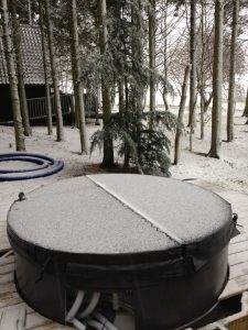 How to enjoy your RotoSpa in the winter! 1