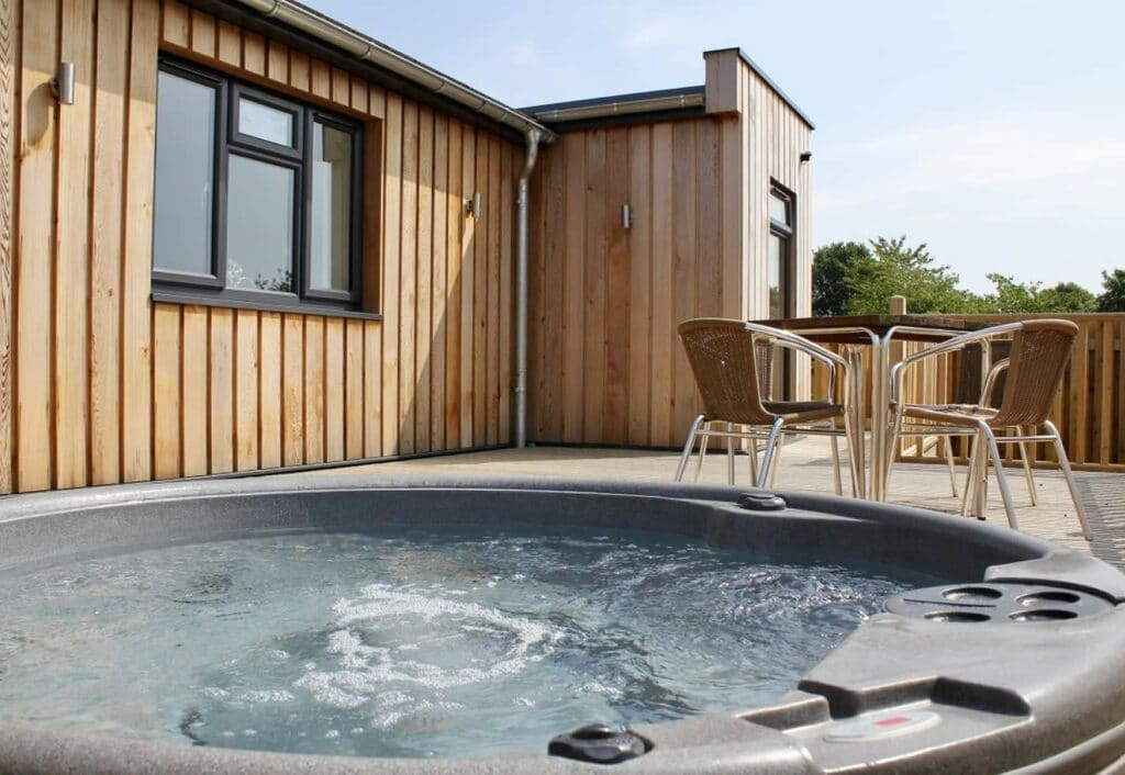 Where's The Best Place to Install Your Hot Tub? sutton spas hot tubs uk near me