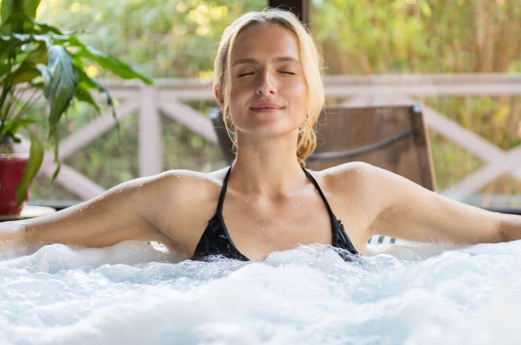 Sutton Spas UK - Articles - 5 Hot Tub Health Benefits You Didn't Know About