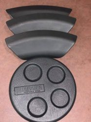 Dura head rest set